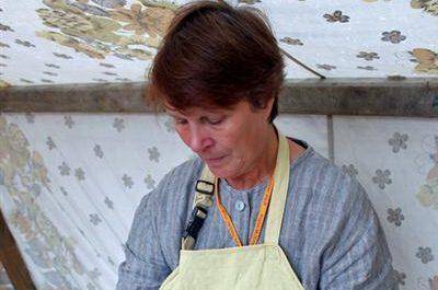 Anna Krawiel, Węgorzewo – garncarstwo