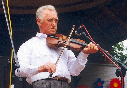 Włodzimierz Nazarowicz, Budzewo, skrzypce