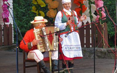 Stanisław Bałdyga, Mazuchówka, harmonia pedałowa