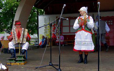 Anna Bałdyga, Mazuchówka, śpiew, bębenek obręczowy